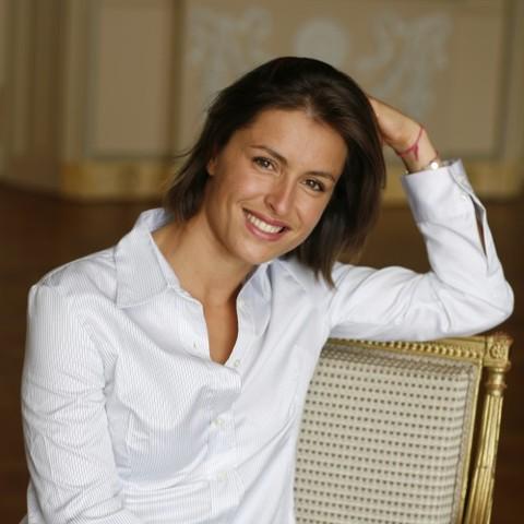 Julie Ferrez, coach forme et bien-être