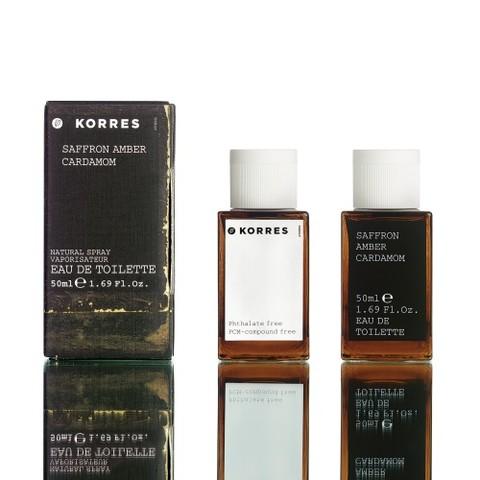 Korres se met au parfum et au shopping en ligne