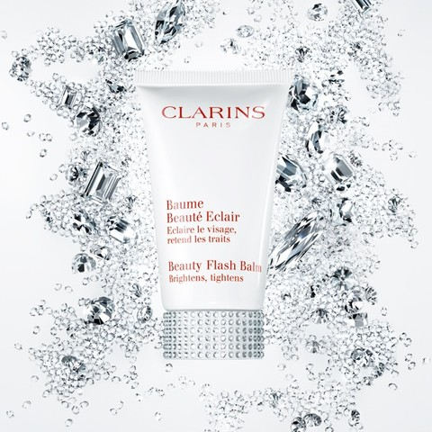 Baume Beauté Eclair, un produit mythique signé Clarins