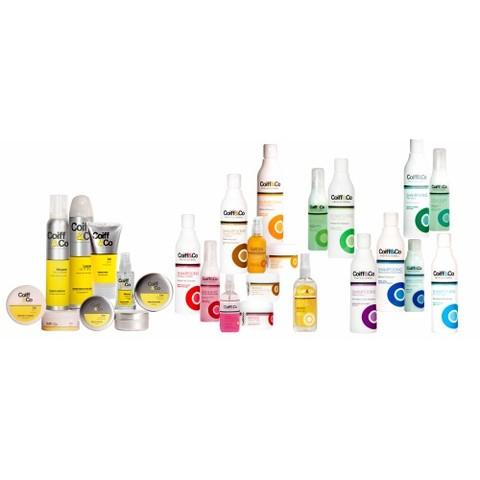 Une gamme capillaire pour toute la famille par Coiff&Co