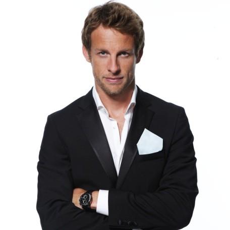 Jenson Button roule pour Head & Shoulders