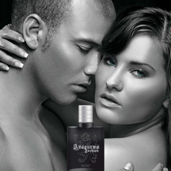 Anapurma Fashion lance son premier parfum