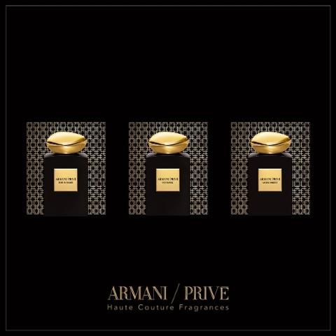 Les Mille et une Nuits parfumées d'Armani