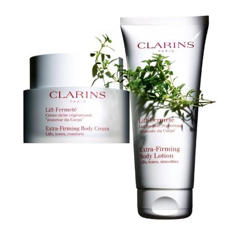 Protégez votre capital élasticité avec Lift-Fermeté de Clarins