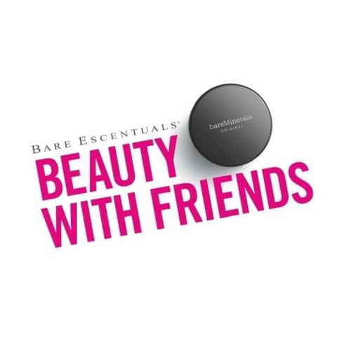 Les ateliers « Beauty with friends » de bareMinerals reviennent