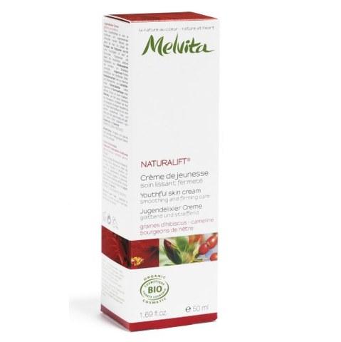 Naturalift, une crème de jeunesse bio-écologique signée Melvita
