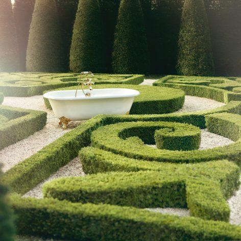 L'art du bain selon eaudemoiselle de Givenchy