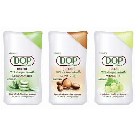 Avec Dop Nature, Dop se met au vert