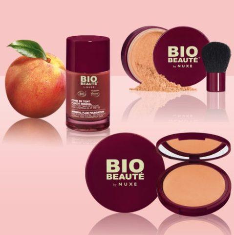 Encore plus de maquillage minéral chez Bio-Beauté by Nuxe