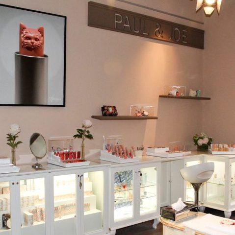 Paul & Joe Beauté s'installe chez The Beauty Lounge
