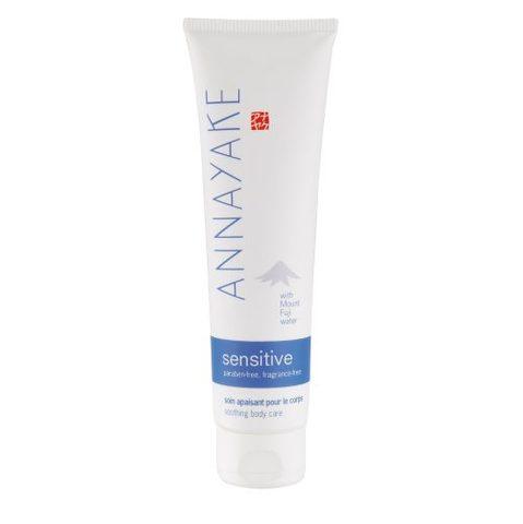 Annayake prend soin des peaux sensibles