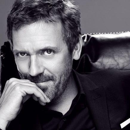 Hugh Laurie, un nouveau visage pour L'Oréal Paris Men Expert