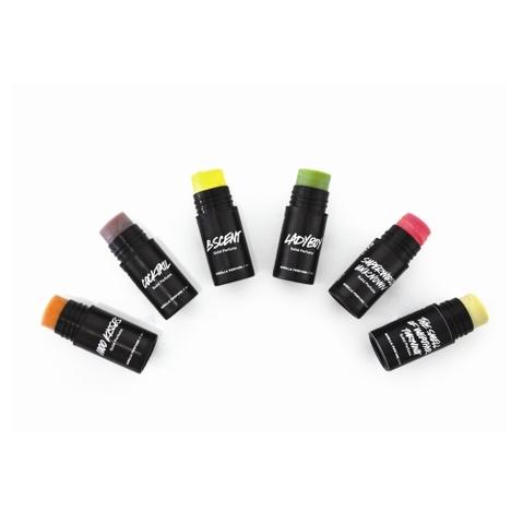 B Sides, une nouvelle collection de Parfums Gorilla chez Lush