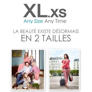 XL.xs Any Size Any Time, une nouvelle gamme de nettoyants mini et maxi signée Douglas