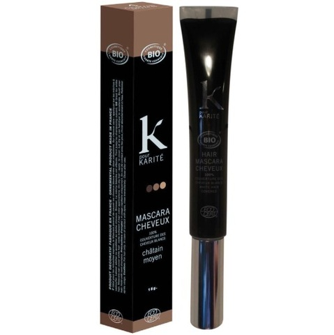 Un mascara pour cheveux signé K pour Karité