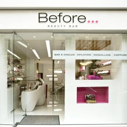 Before Beauty Bar, un institut de beauté pensé pour vous