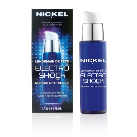 Electro Shock, le nouveau soin anti-fatigue signé Nickel