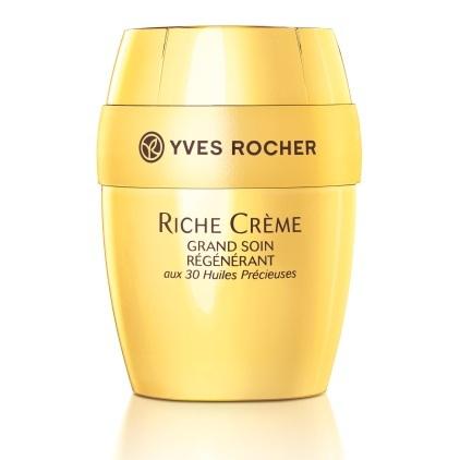 Riche Crème, une édition collector anniversaire chez Yves Rocher