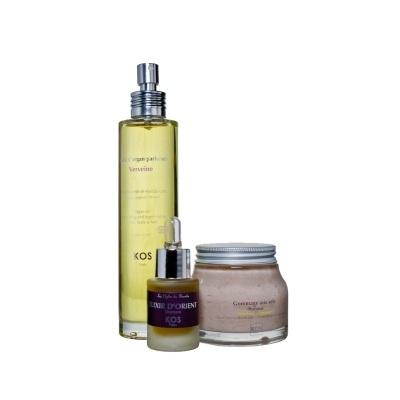 Kos, des cosmétiques naturels ultra sensoriels