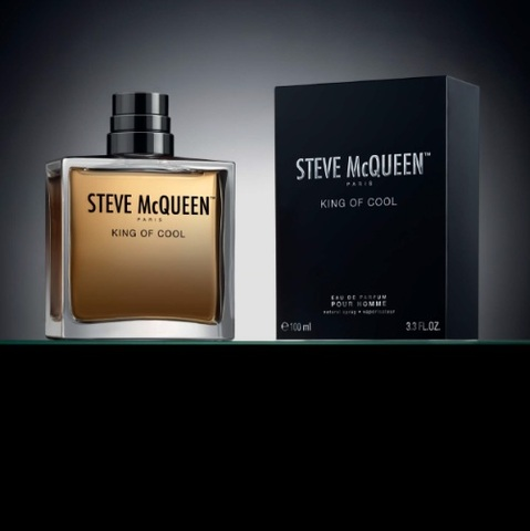 King of Cool, le parfum hommage à Steeve McQueen