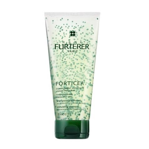 Stimulez la force vitale de vos cheveux avec Forticea de René Furterer