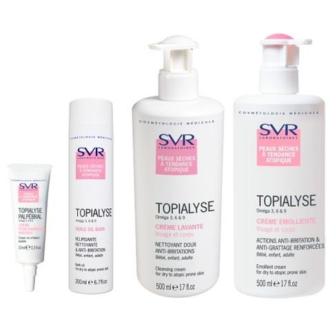 Topialyse Nouvelle Génération par SVR : toujours plus au service des peaux atopiques