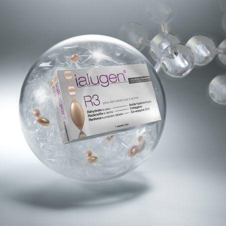 ialugen R3, un nouveau soin anti-rides oral par les Laboratoires Genevrier