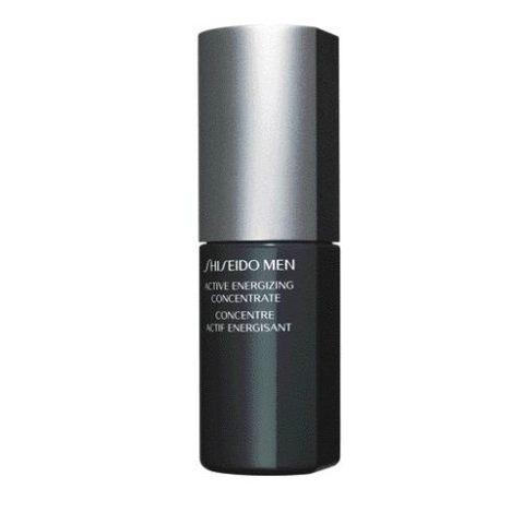 Shiseido énergise la peau des hommes