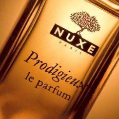 On adore... Prodigieux Le Parfum de Nuxe