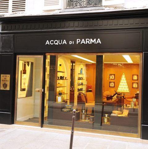 Acqua di Parma ouvre sa première boutique à Paris