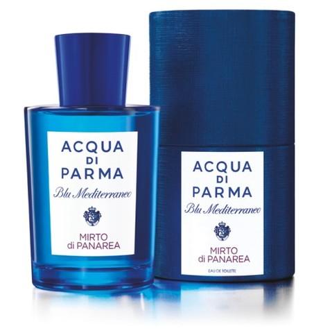 On adore... Mirto di Panarea d'Acqua di Parma