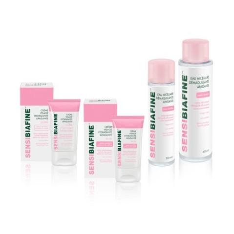 Sensibiafine, une nouvelle gamme dermo-cosmétique dédiée aux peaux sensibles