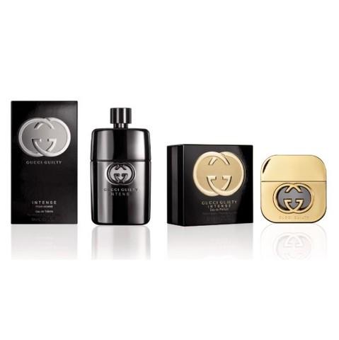 Gucci Guilty Intense, deux nouveaux parfums pour elle et lui
