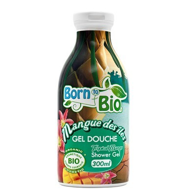 Born to Bio, des gels douches gourmands