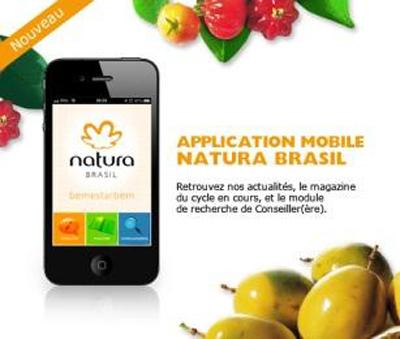 Avec Natura Brasil, restez connectée et protègez la planète