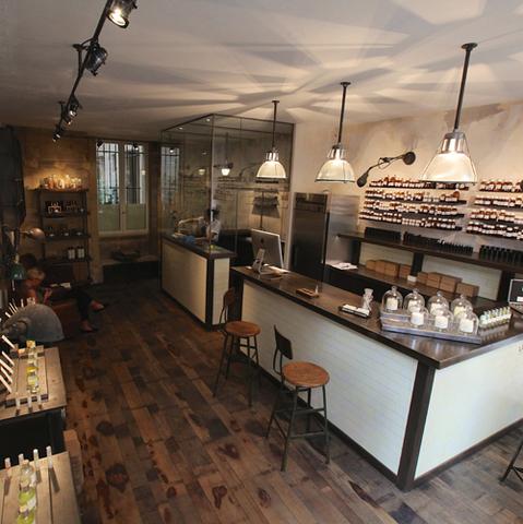 Enfin une boutique parisienne pour Le Labo