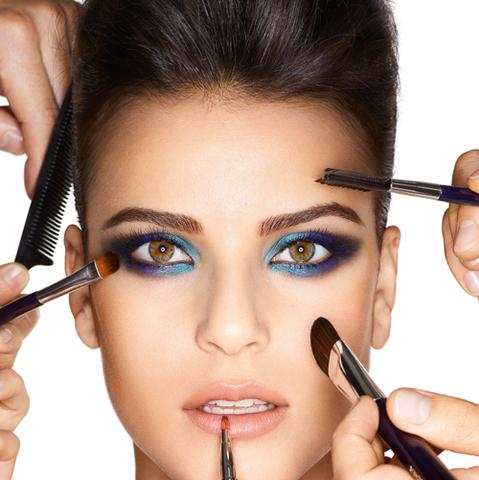 Mon make up gratuit avec Yves Rocher !