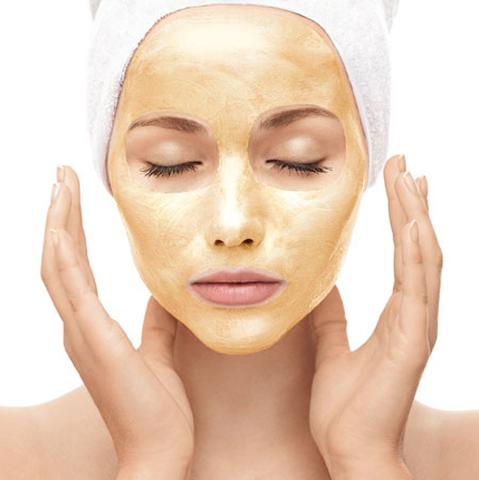 Masque Quadractive Gold, mon visage vaut de l'or