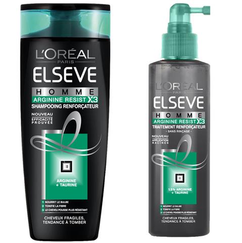L'Oréal Paris lutte contre la chute de cheveux