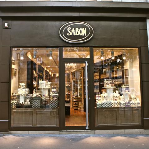Une nouvelle boutique parisienne pour Sabon