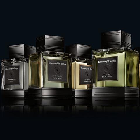 Essenze, les nouveaux parfums couture d'Ermenegildo Zegna