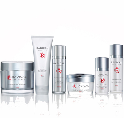 Radical Skincare, concentration d'exception