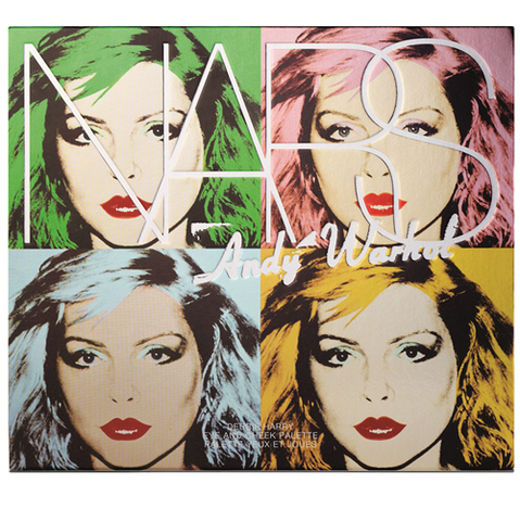 Nars, la collection hommage à Andy Warhol