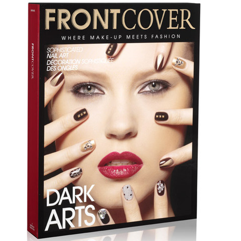 On adore... Le kit manucure Dark Arts de Front Cover
