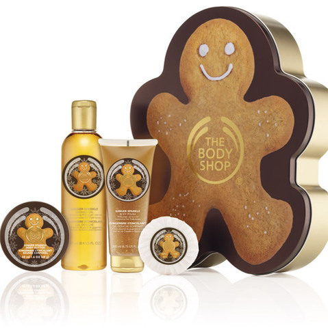 Un Noël gourmand avec The Body Shop