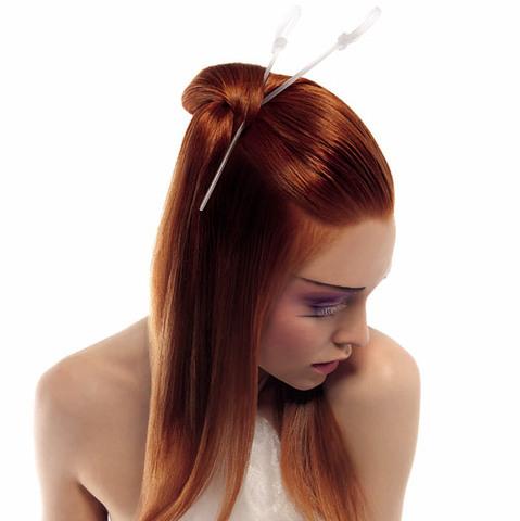 Des idées coiffures de fêtes avec René Furterer