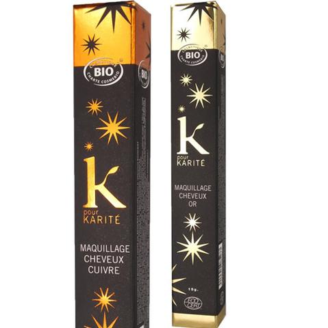 Le mascara cheveux de K pour Karité