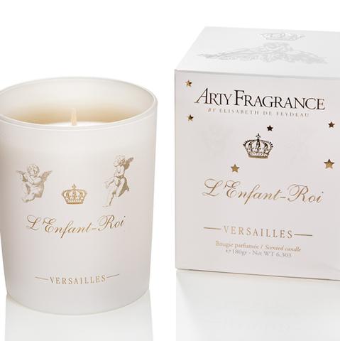 On adore... Les bougies parfumées Arty Fragrance by Elisabeth de Feydeau
