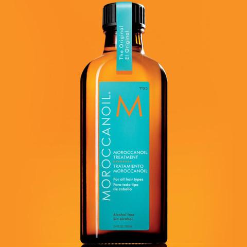Moroccanoil, l'huile capillaire miraculeuse