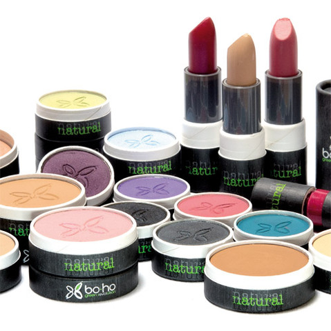 Bo.Ho, make up naturel et coloré